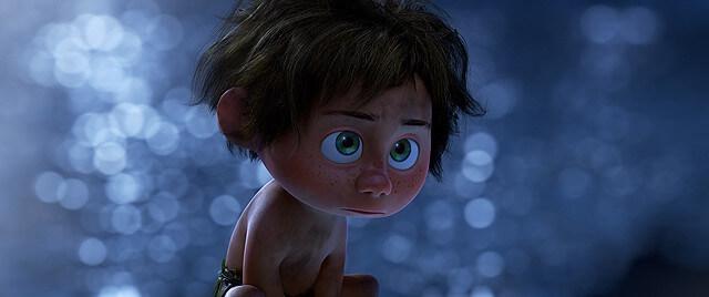 映画「アーロと少年」の画像