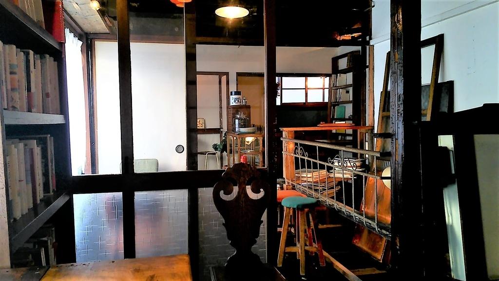 傳吉商店/GRANARYS COFFE STAND2階