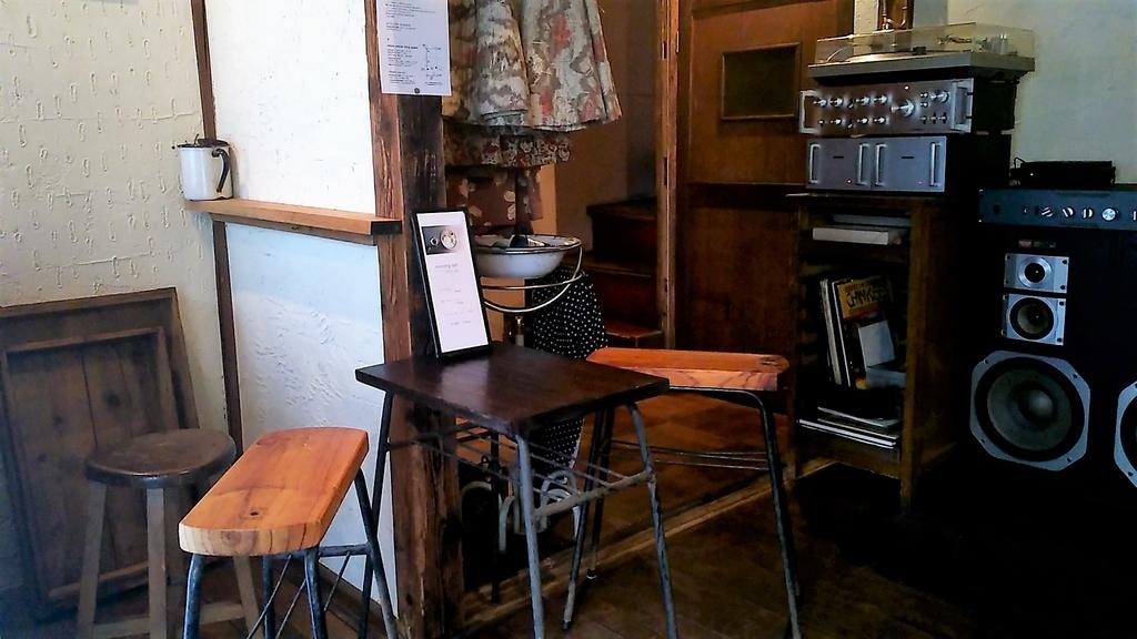 傳吉商店/GRANARYS COFFE STAND階段
