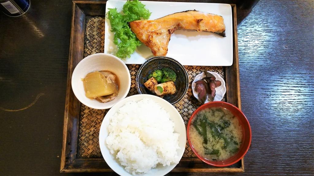 かどのめし屋焼き魚定食