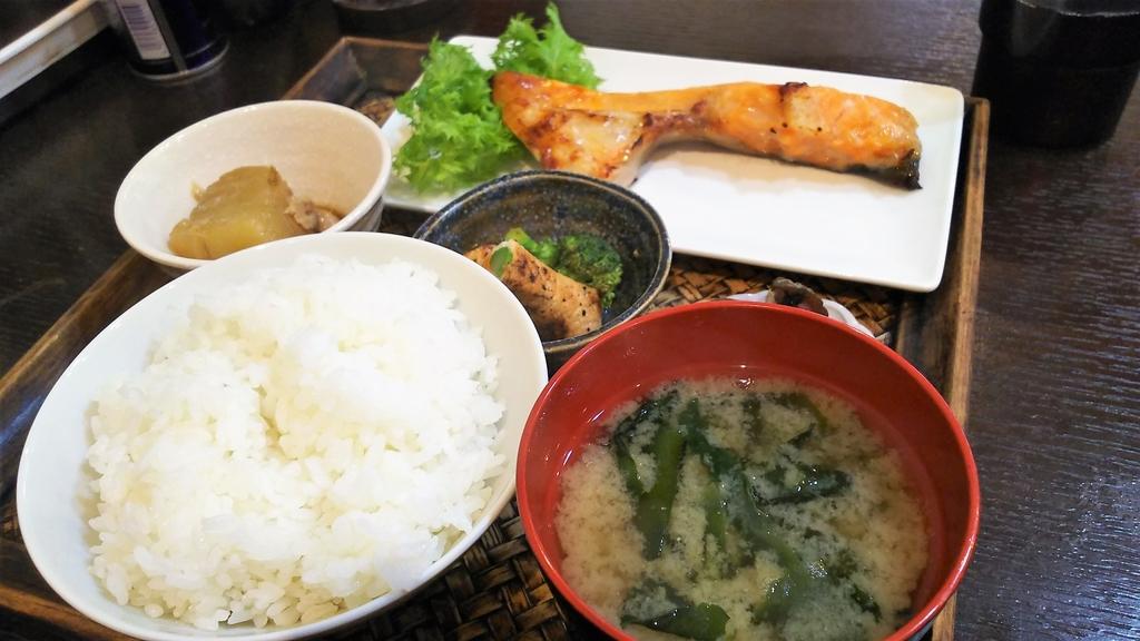 かどのめし屋焼き魚定食2