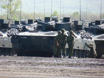 第11普通科連隊第1中隊89式装甲戦闘車P1000639(2)