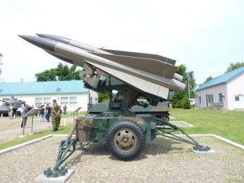 地対空誘導弾「改良ホーク」