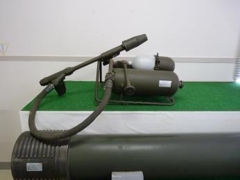 資料館_火炎放射器(携帯放射器1-1型)