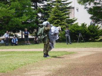 第1空挺団_空挺降下10