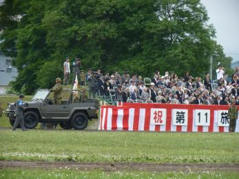 P1010243☆第11旅団司令部幕僚