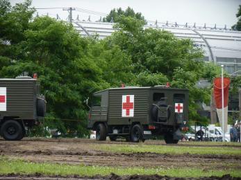 P1010323☆北部方面衛生隊