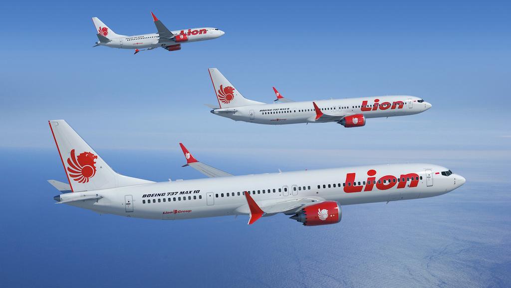 インドネシアでLCC航空会社が墜...