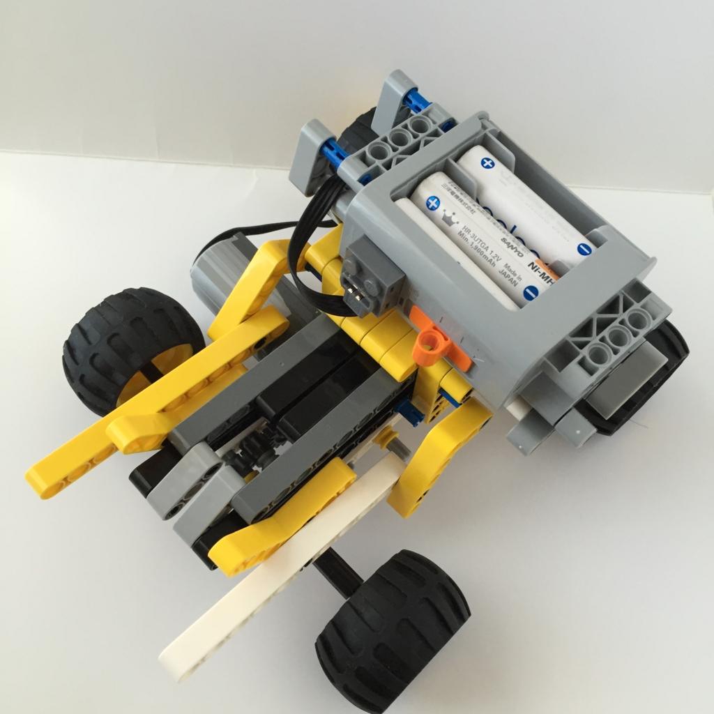 ヒューマンアカデミー・ロボット教室・教材・ブロック