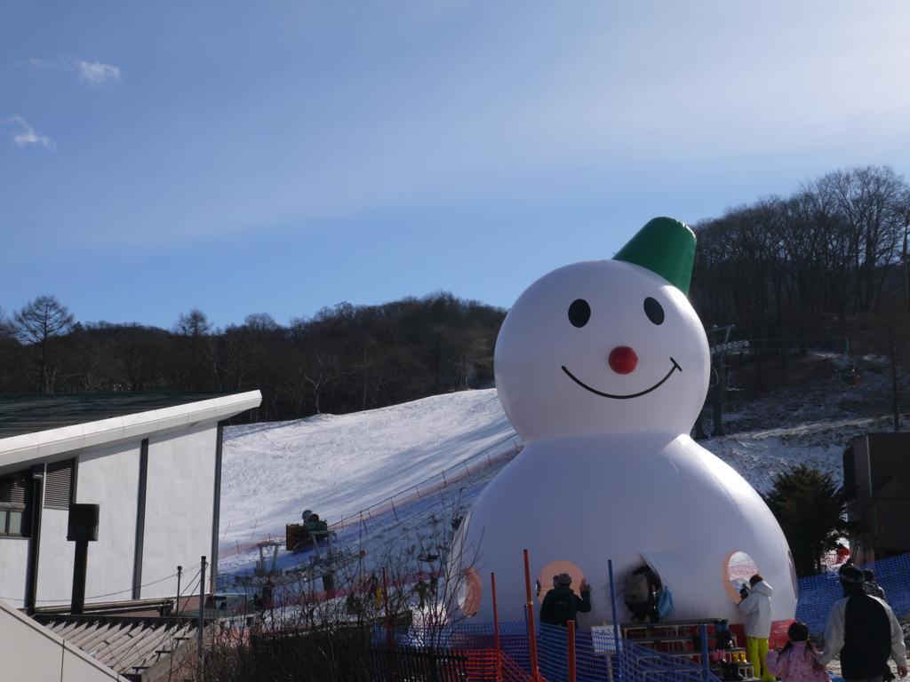 子連れスキー・ソリ遊び・首都圏・軽井沢・プリンススキー・スノーパーク