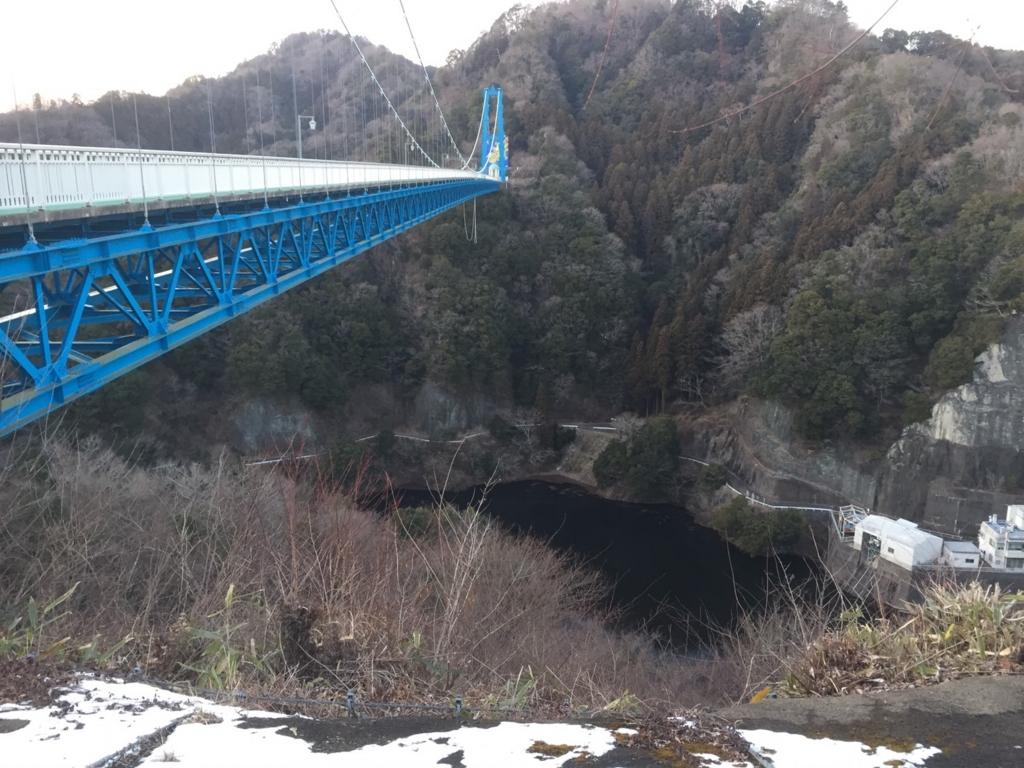 竜神 大橋 バンジー
