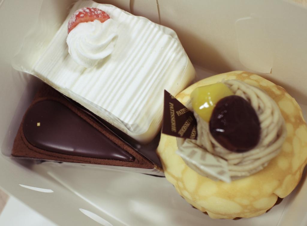 ウィーンの森 米子 ケーキ