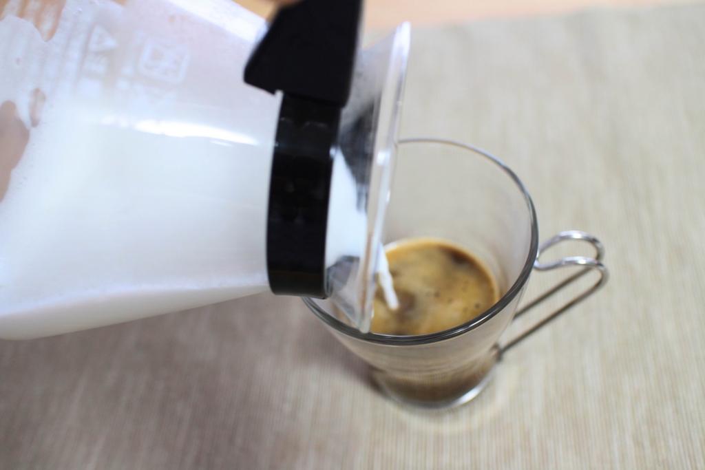 100均 ダイソー カプチーノ ミキサー 簡単 作り方