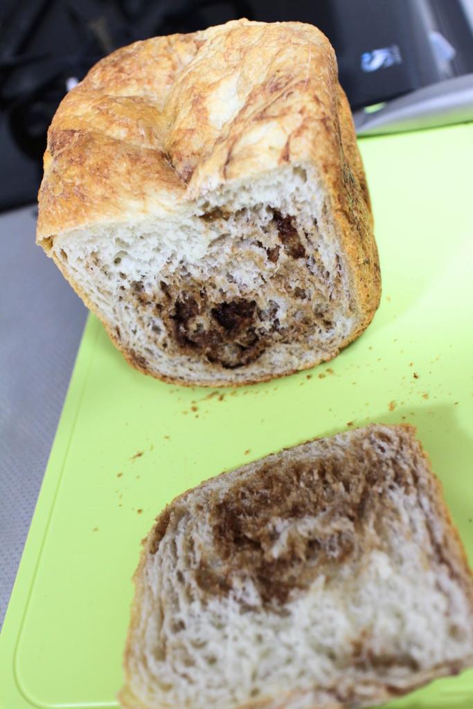 GOPAN ホームベーカリー チョコチップ 板チョコ 米パン