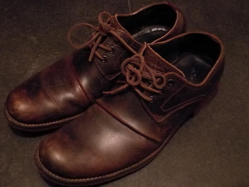 RIFF革靴