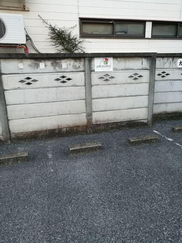 駐車場の位置詳細