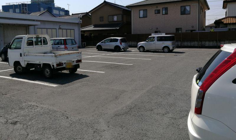 快活クラブ大宮三橋店の駐車場2