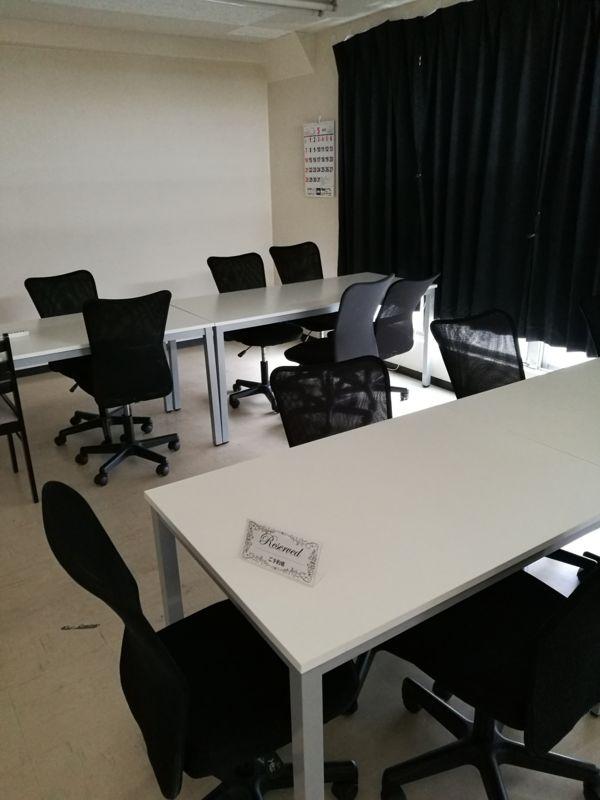 デジラボ 会議スペース