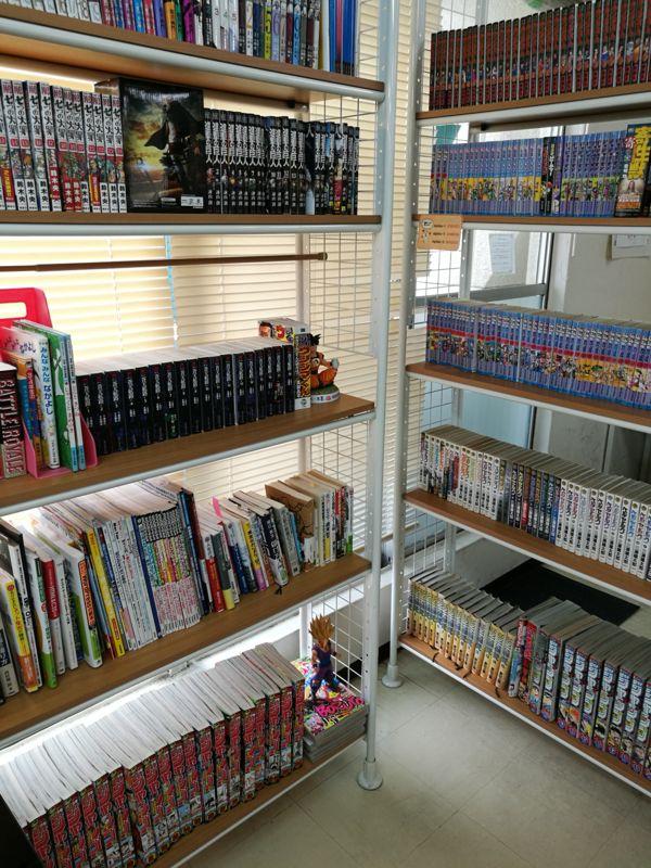 デジラボの漫画棚2