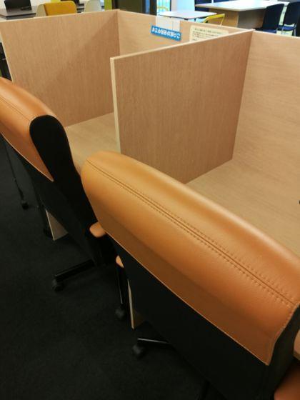バナナクラスターの座席3