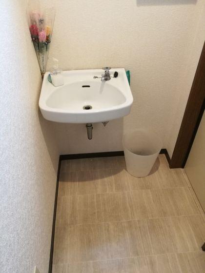 バナナクラスター トイレ2