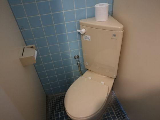 ビジネスホテルあおば 洋式トイレ