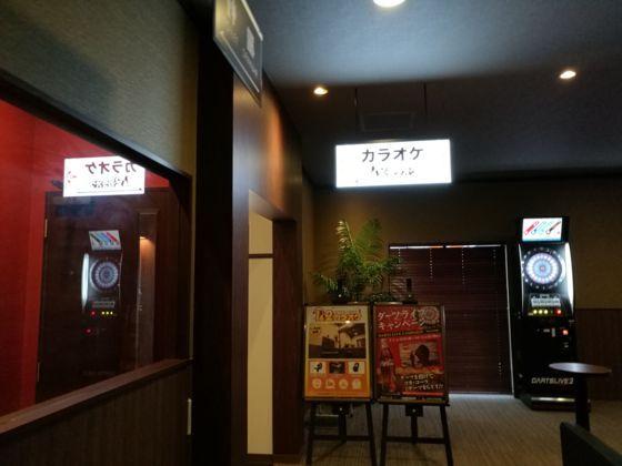 快活クラブ鹿島店 ワンツーカラオケ入り口2