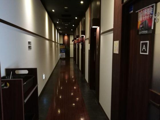 快活クラブ鹿島店 ワンツーカラオケの部屋