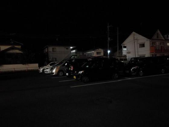 快活クラブ水戸渡里店の駐車場1