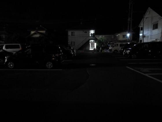 快活クラブ水戸渡里店の駐車場3