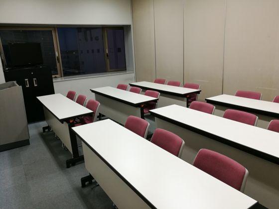 小会議室の様子