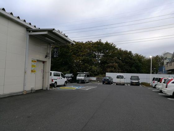 快活クラブ 船橋夏見台店の駐車場2