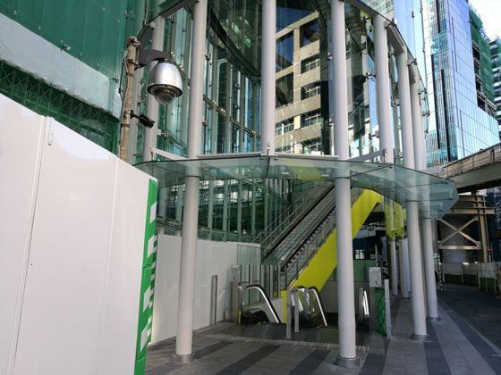 渋谷駅 16番出口2