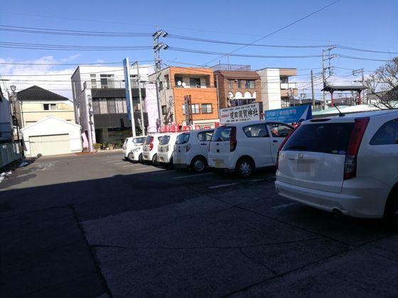 yuinowaの駐車場1