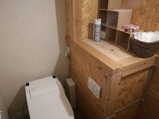 Farmal Cafeのトイレ3