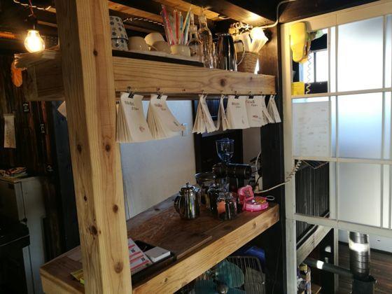 Farmal Cafeの内装6