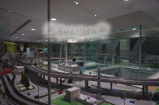 京都鉄道博物館の感想♪とっても楽しかった。模型