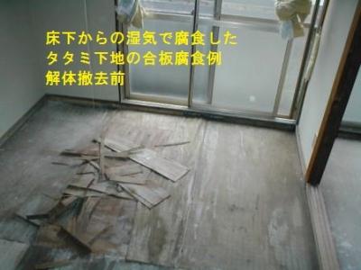 畳下地床板取替?.JPG