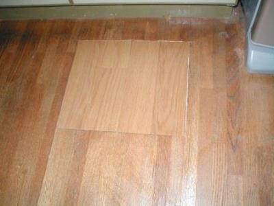 台所床修理02床板貼り後.JPG