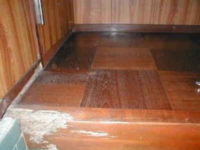 玄関床修理03框の白蟻被害.JPG
