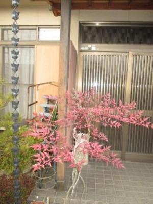玄関ポーチ柱の塗装01施工前.JPG