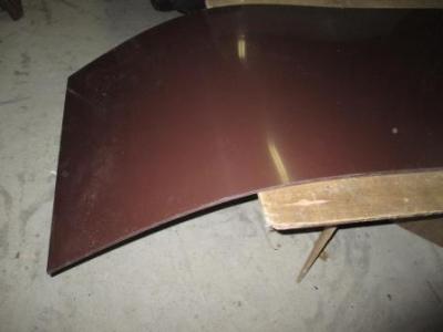 カーポート屋根25ポリカ板の切断加工?切断完了例.JPG