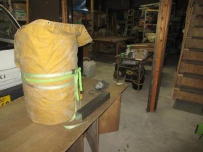 カーポート屋根28ポリカ板の搬送梱包例?外側の損傷防止養生例.JPG