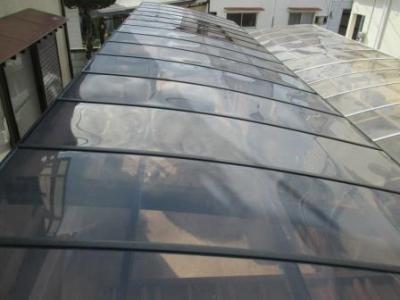 カーポート屋根53上部は完了.JPG