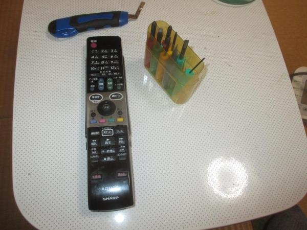 テレビリモコン修理例?完成.JPG