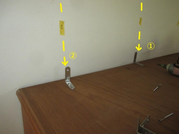 家具転倒防止策?和室タンス?天場の金物補強例.JPG
