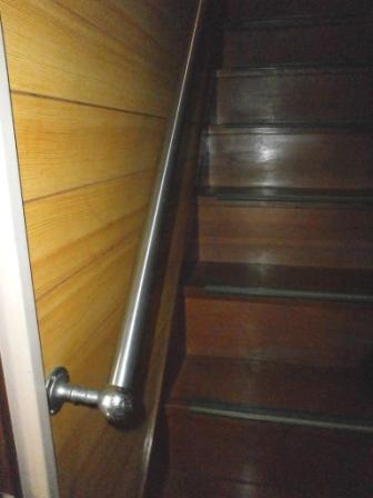 手摺取付(階段)内壁木下地1.JPG