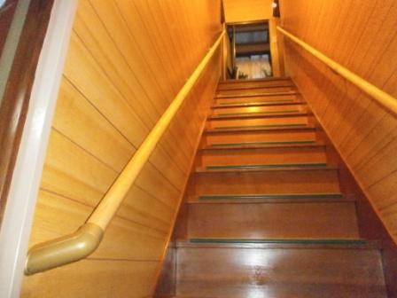 手摺取付(階段)内壁木下地2.JPG