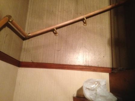 手摺取付(階段)内壁鋼製・木の混合下地2.JPG