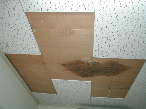 コンテナ天井修理12ジブトン撤去後、下地腐食.JPG